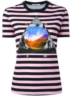 полосатая футболка Full Moon  Givenchy