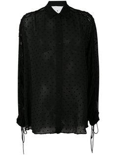 прозрачная рубашка Iro