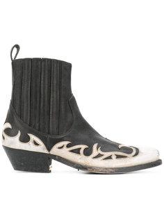 ботинки Santiago Golden Goose Deluxe Brand