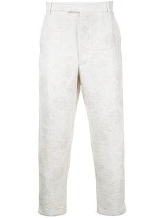 укороченные брюки Matthew Miller