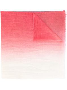 полосатый шарф Agnona
