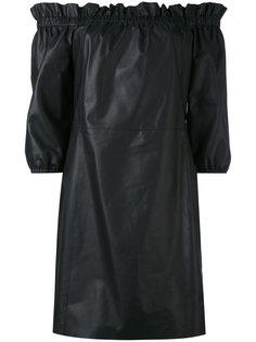 платье с заниженной линией плеч Drome