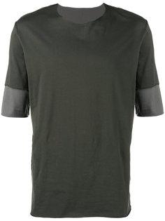 двухслойная футболка Kazuyuki Kumagai