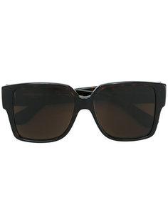 солнцезащитные очки в прямоугольной оправе Saint Laurent Eyewear