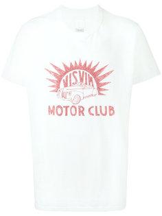 футболка с принтом vintage motor club Visvim