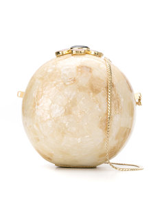 mother-of-pearl clutch Serpui
