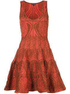 текстурное платье Sophie Theallet