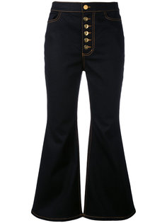 укороченные джинсы Ellery