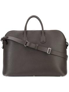 объемная сумка с верхней ручкой Valextra