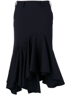 расклешенная юбка  Facetasm