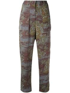 брюки с завышенной талией Vanessa Bruno Athé