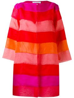многоярусное пальто Gianluca Capannolo