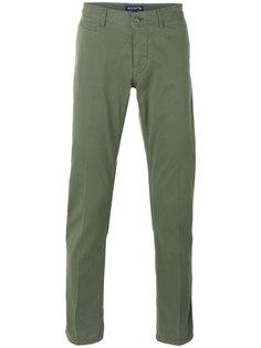 брюки-чинос Woolrich