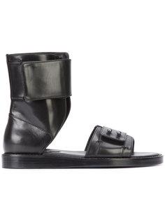 сандалии с ремешком на щиколотке Ann Demeulemeester