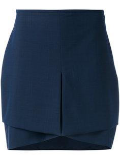 асимметричная мини-юбка  Antonio Berardi