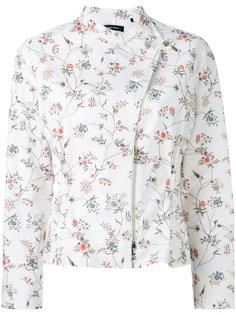 куртка с цветочным принтом Isabel Marant