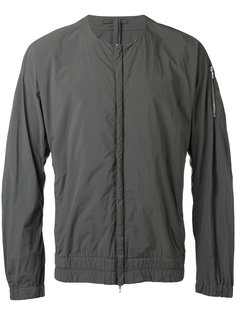 куртка на молнии без воротника Attachment