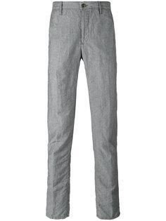 брюки кроя слим Incotex