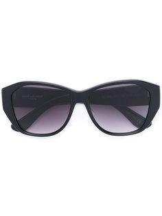 солнцезащитные очки формы кошачий глаз Saint Laurent Eyewear