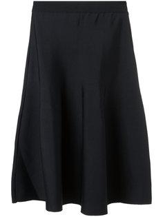midi knitted skirt Egrey