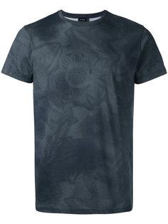 футболка с принтом  Jil Sander