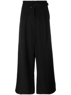 широкие брюки Christian Wijnants