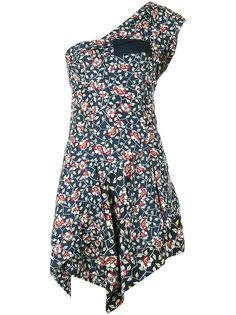 платье на одно плечо Ricco Isabel Marant