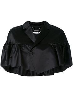 пиджак-пелерина Givenchy
