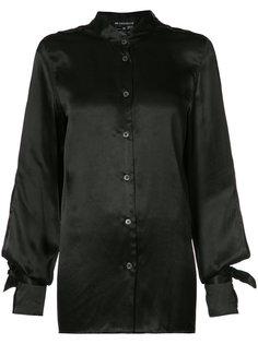 рубашка с открытой спиной Ann Demeulemeester
