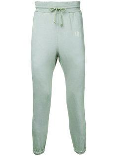 узкие спортивные брюки John Elliott