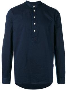 рубашка с воротником-мандарин Hope
