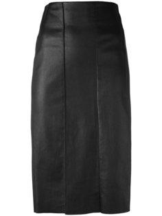 юбка-карандаш длины миди Drome
