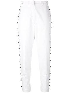 брюки с заклепками Nº21