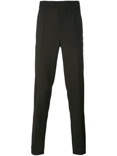 брюки прямого кроя Neil Barrett