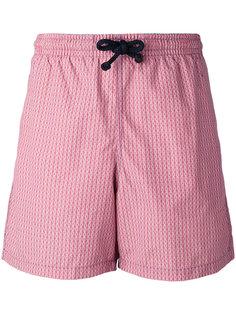 шорты для плавания с принтом Fashion Clinic Timeless