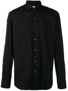 классическая узкая рубашка Alessandro Gherardi