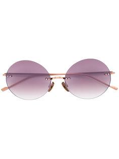 круглые солнцезащитные очки Courrèges