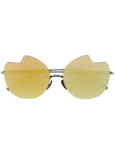 круглые солнцезащитные очки So Glam Courrèges