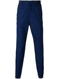 строгие брюки в спортивном стиле Kenzo