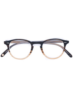очки в круглой оправе с эффектом градиент Garrett Leight