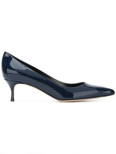 классические туфли на шпильке Sergio Rossi