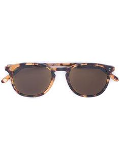 солнцезащитные очки в квадратной оправе Garrett Leight