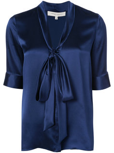 блузка с бантом спереди Carolina Herrera