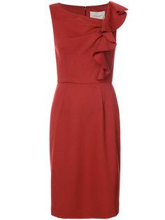 платье без рукавов  Carolina Herrera