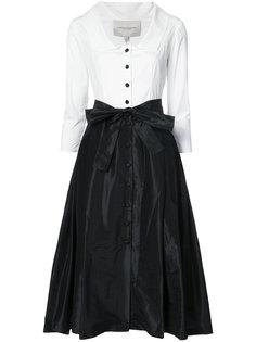 платье-рубашка  Carolina Herrera