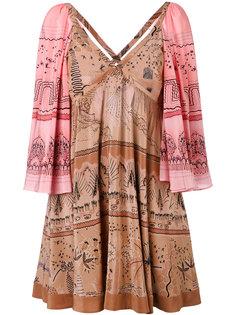 платье Jungle Of Delight Valentino