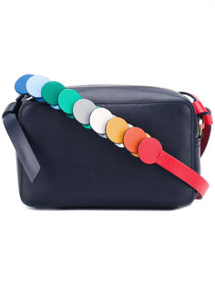 контрастная сумка через плечо Anya Hindmarch