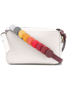 сумка через плечо на цветном ремне Anya Hindmarch