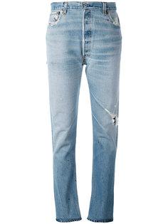 джинсы с рваной отделкой Levis Levis®
