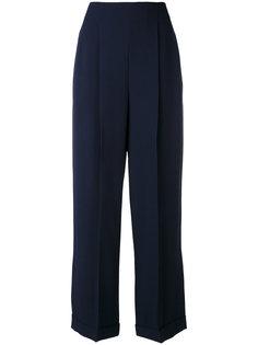зауженные брюки Salvatore Ferragamo